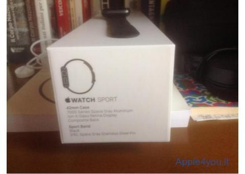 Apple Watch grey 42mm
