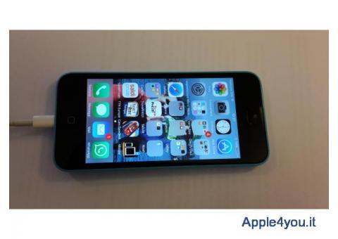 Iphone 5c 16gb azzurro
