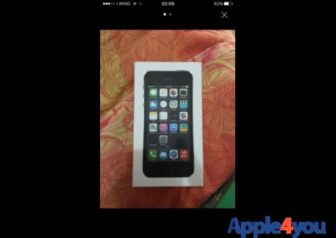 iPhone 5S nero 16gb