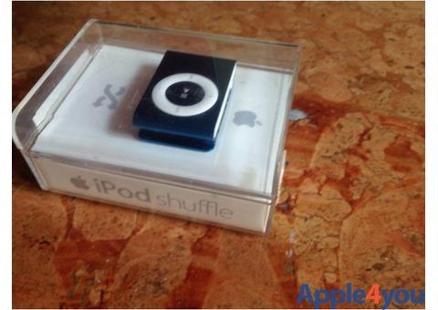 iPod shuffle ancora confezionato