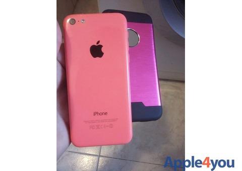 Iphone 5c rosa 16 gb