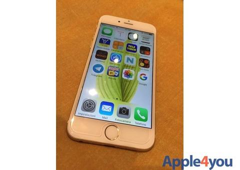 iphone 6 colore gold 16gb poco più di anno di vita