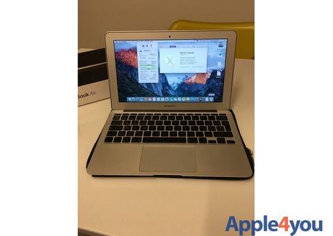 MacBook Air fine 2010 11'' usato batteria nuova