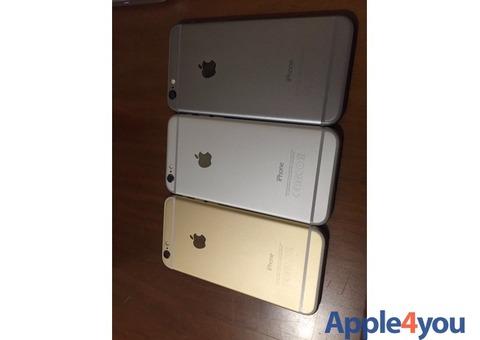 Iphone 6 Nero silver /Bianco Usato originale 16gb