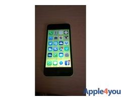iphone 5c 32 GB verde
